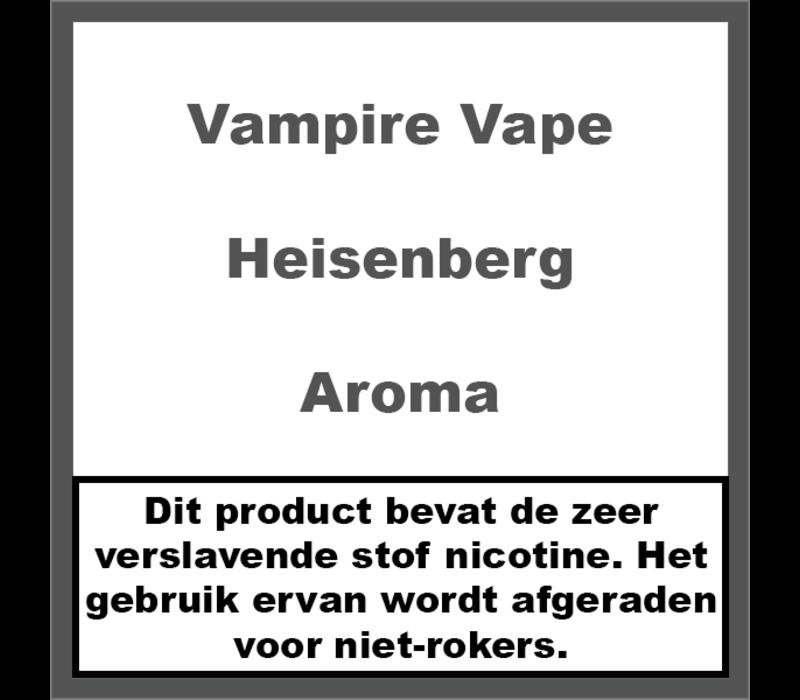 Heisenberg Aroma