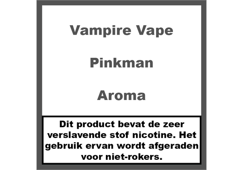 Vampire Vape Pinkman Aroma