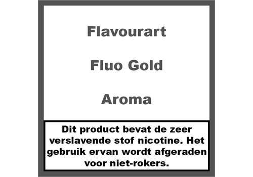 FlavourArt Fluo Gold Aroma