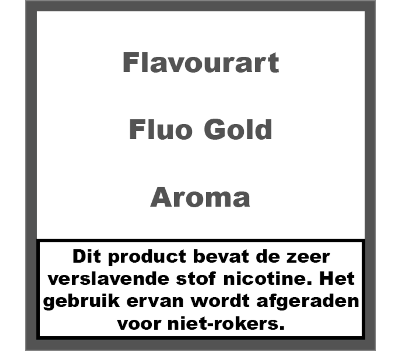 Fluo Gold Aroma