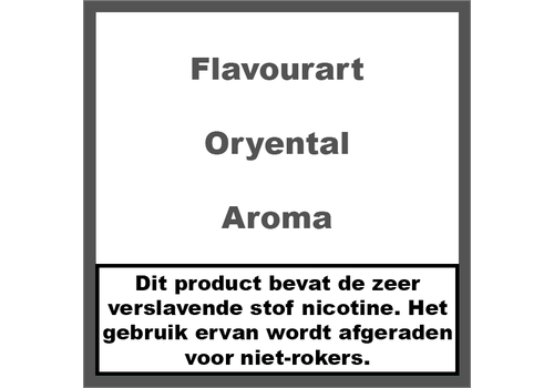 FlavourArt Oryental Aroma
