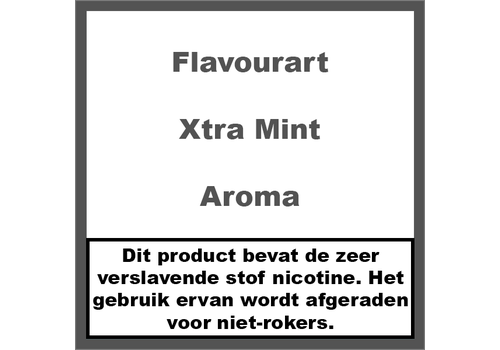FlavourArt Xtra Mint Aroma
