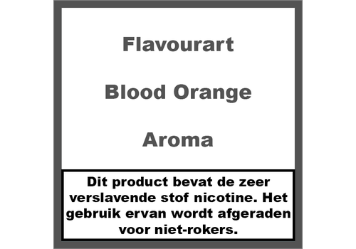 FlavourArt Blood Orange Aroma