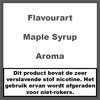FlavourArt Maple Syrup Aroma