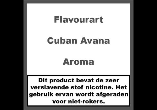 FlavourArt Cuban Avana Aroma