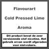 FlavourArt Cold Pressed Lime Aroma