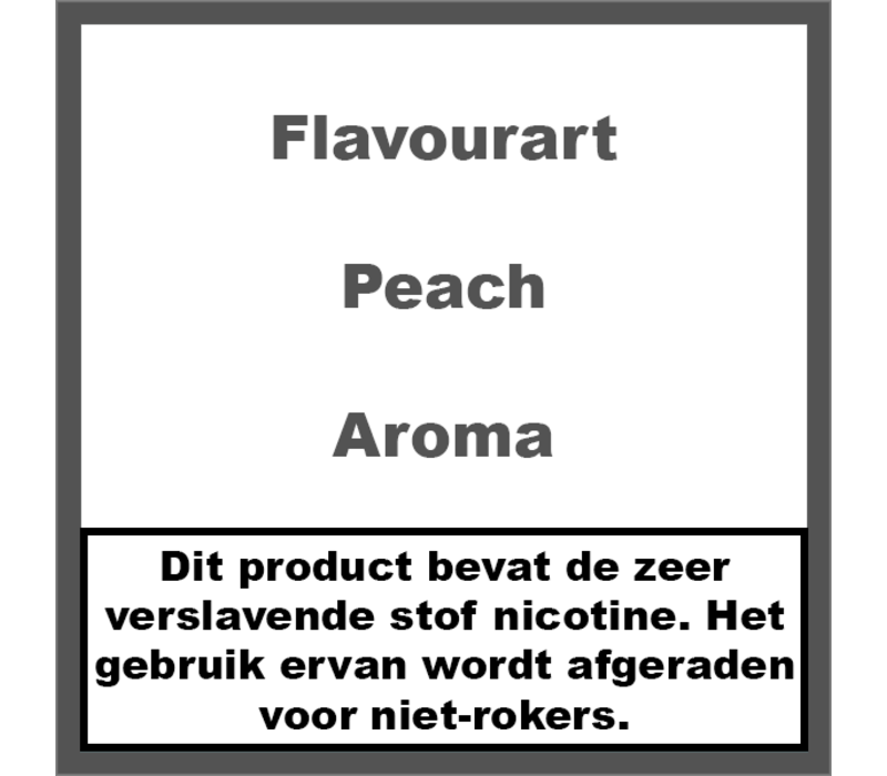 Peach Aroma