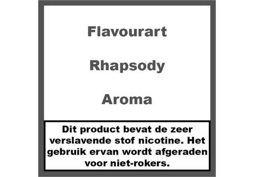 FlavourArt Rhapsody Aroma