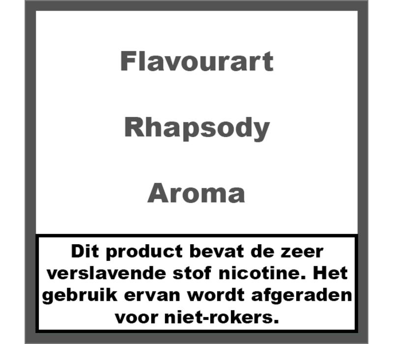 Rhapsody Aroma
