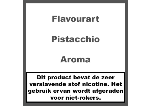 FlavourArt Pistacchio Aroma