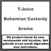 T-Juice Bohemian Custardy
