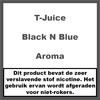 """T-Juice Black """"N"""" Blue"""
