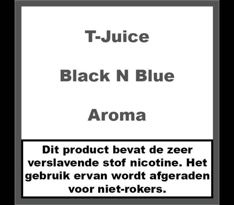 """Black """"N"""" Blue"""