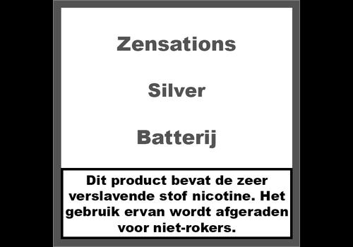 ZenSations Batterij Zilver