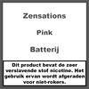 ZenSations Batterij Roze