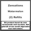 ZenSations Watermelon Refill Cartridge