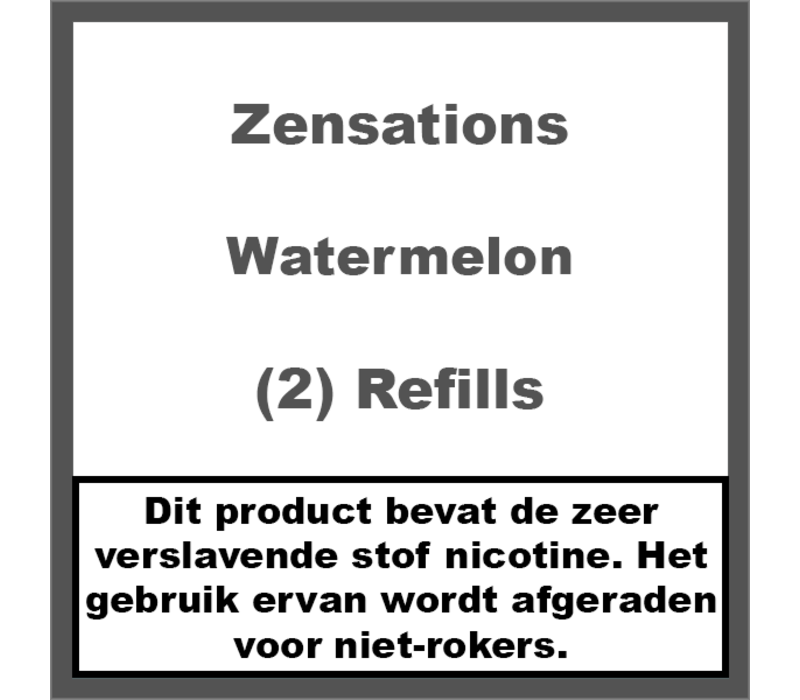 Watermelon Refill Cartridge