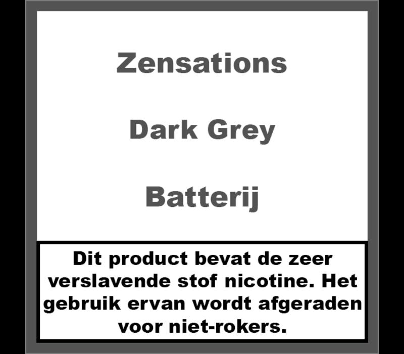 Batterij Donkergrijs