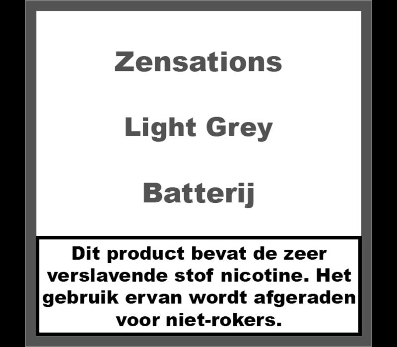 Batterij Grijs