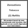 ZenSations Tobacco Refill Cartridge