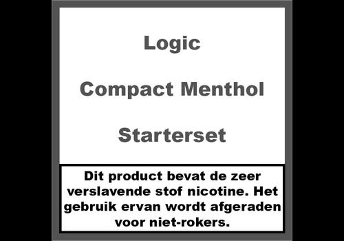 Logic Compact Menthol Starterkit