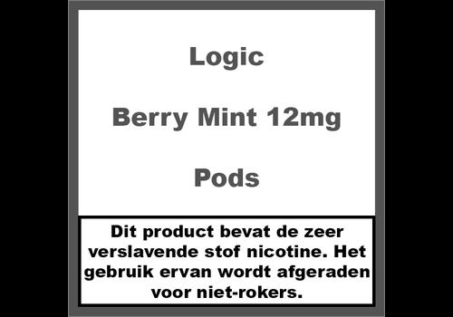 Logic Compact Berry Mint Pods 12mg