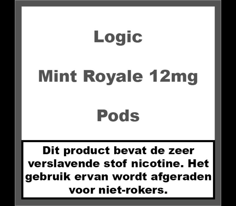 Compact Mint Royale 12Mg