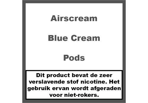 Airscream Blue Cream