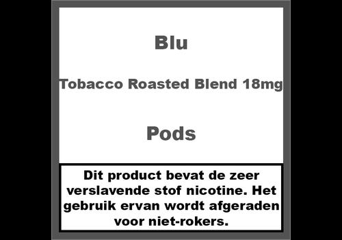 Blu Tobacco Roasted Blend Pod 18MG