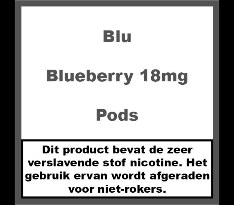 Blueberry Pod 18MG