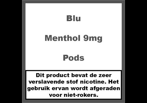 Blu Menthol Pod 9MG