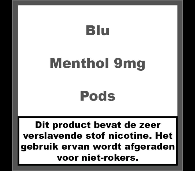 Menthol Pod 9MG