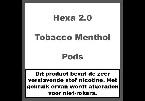 Hexa 2.0 Pods Tobacco Menthol