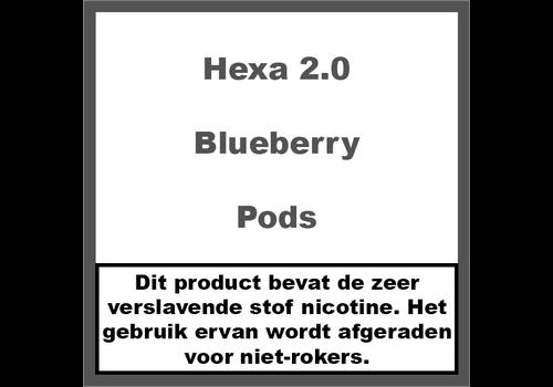 Hexa 2.0 Pods Blueberry
