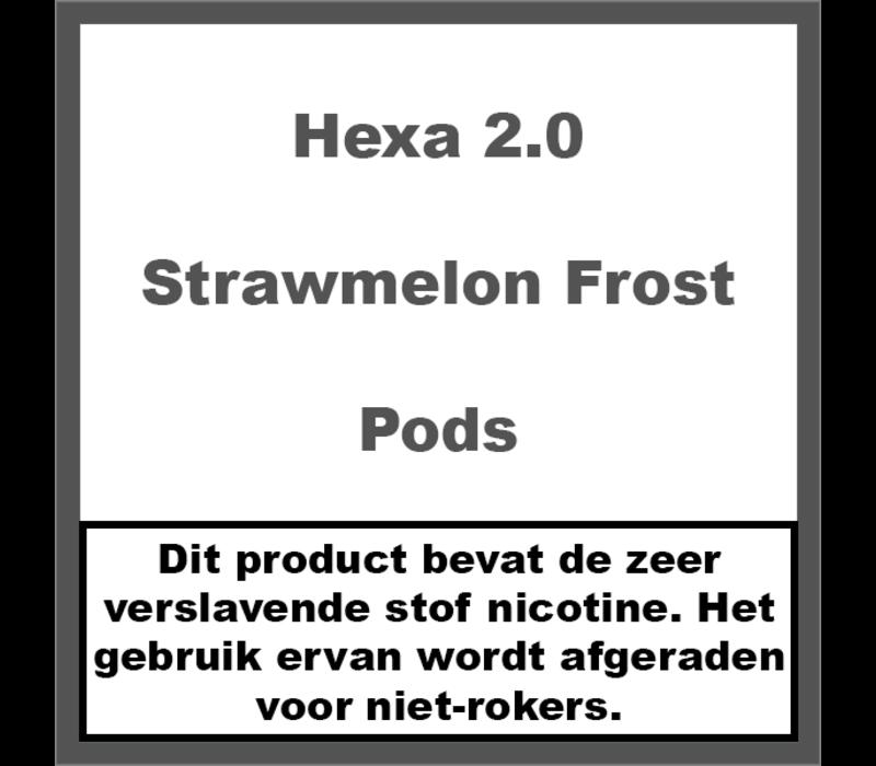 2.0 Pods Strawmelon Frost