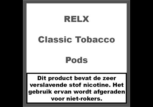 RELX Pods Classic Tobacco