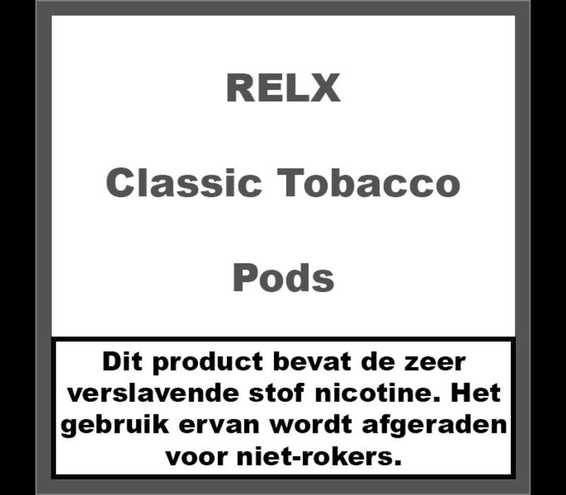Pods Classic Tobacco