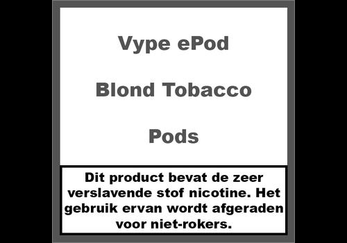 Vype / Vuse ePod Blond Tobacco