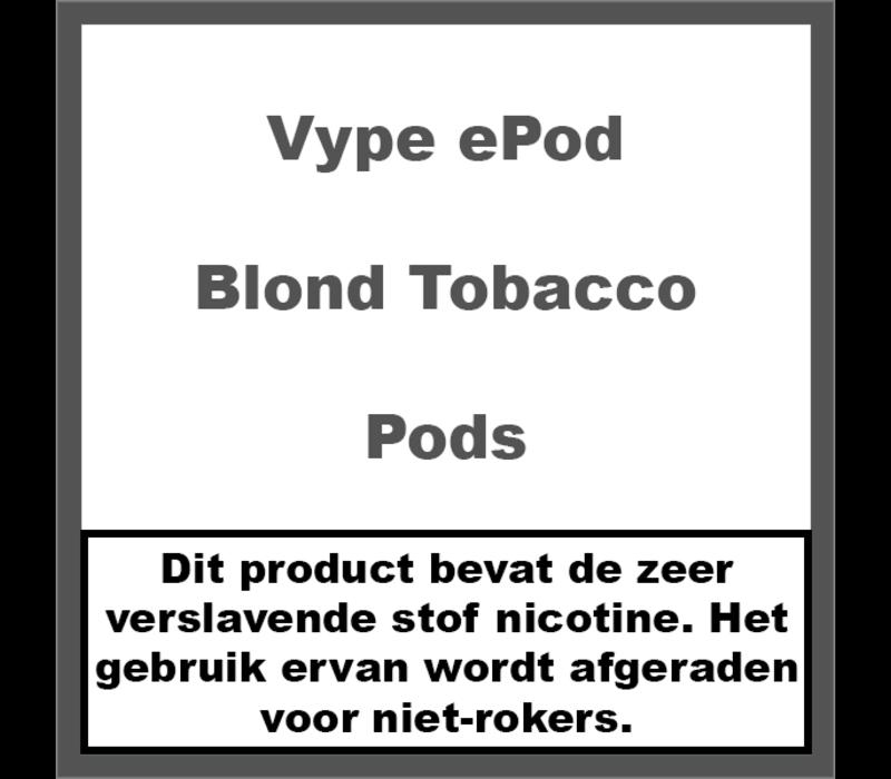 ePod Blond Tobacco