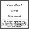 Vype / Vuse ePen 3 Device Kit Silver