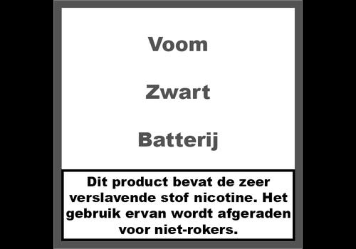 Voom Battery Black