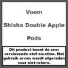 Voom Shisha Double Apple Pods