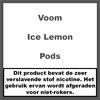 Voom Ice Lemon Pods