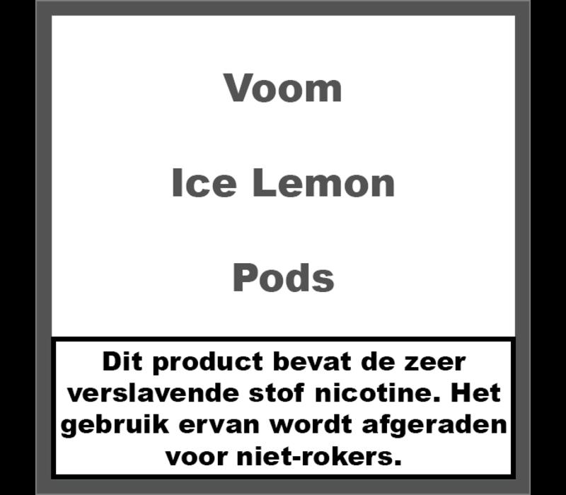 Ice Lemon Pods