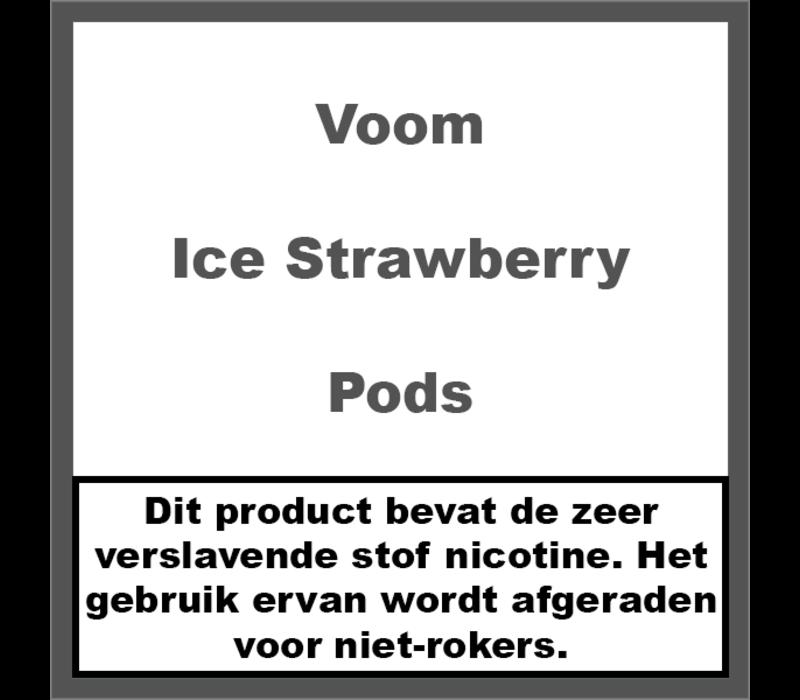 Ice Strawberry Pods