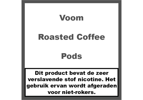 Voom Roasted Coffee Pods