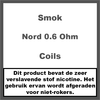 Smok Nord Coils 0.6Ohm