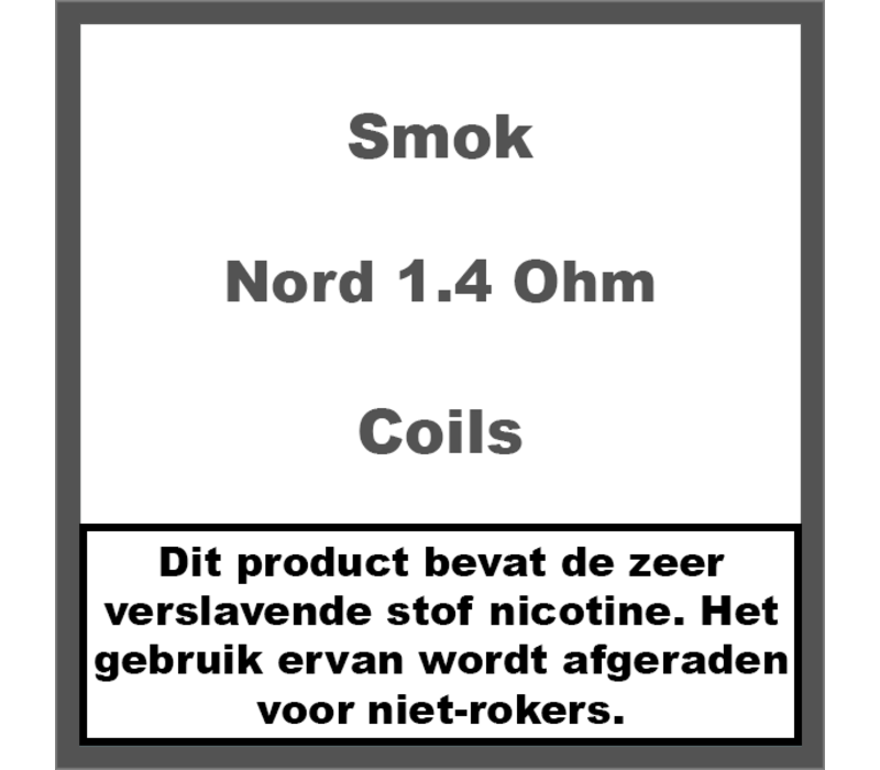 Nord Coils 1.4Ohm