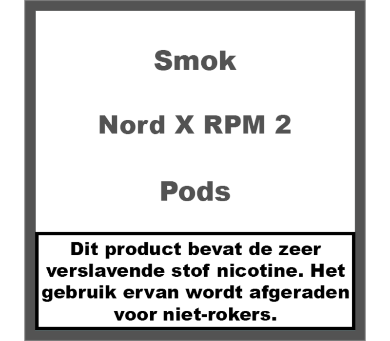 Nord X Pods RPM 2