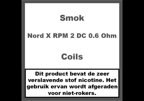 Smok Nord X Coils RPM 2 DC 0.6Ohm